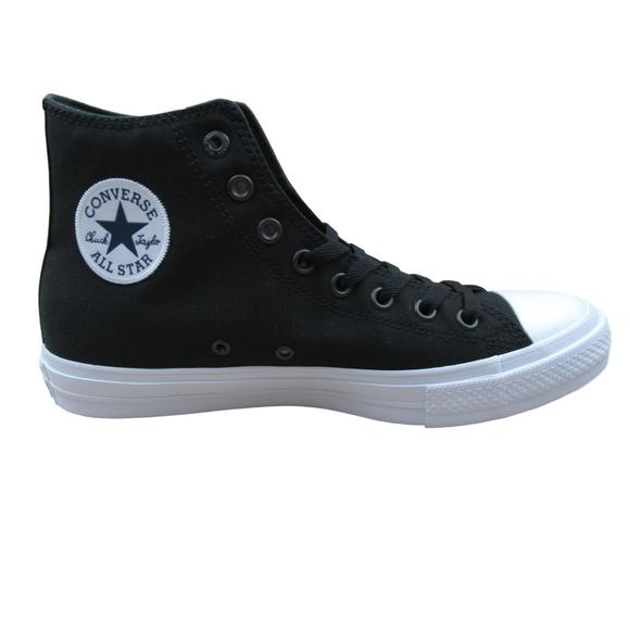 5d73fc5c2f4 Converse Chuck Taylor All Star II Hi Shoes Size 9